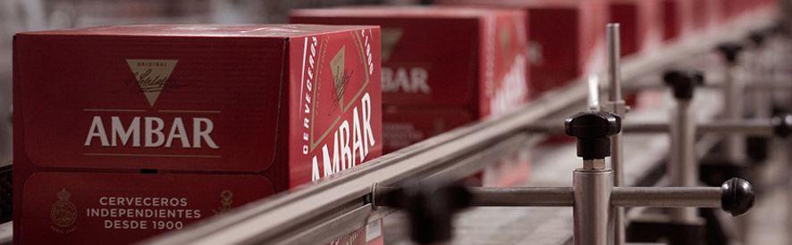 Distribuidor de Cervezas Ambar en Madrid
