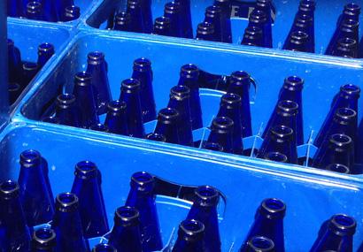 Distribuidor de agua mineral