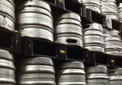 Distribuidor de cervezas